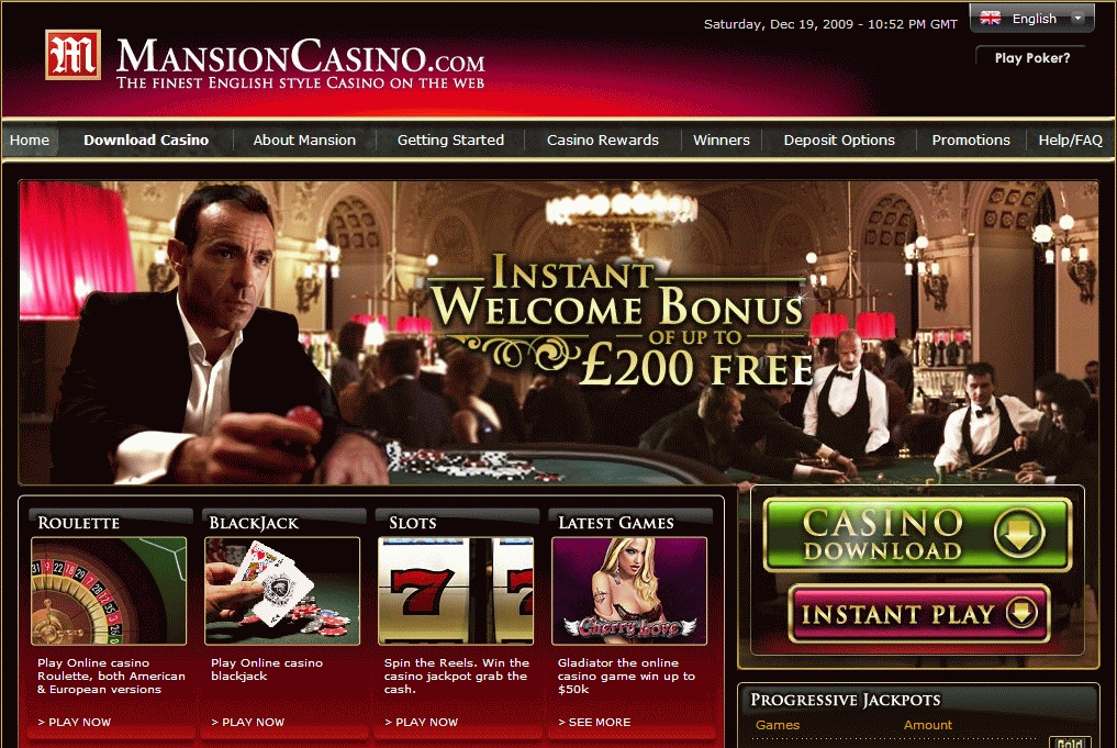 mansion casino online chat