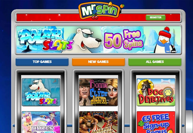 Mr Spin Casino Review – Is this A Scam or A Site to Avoid