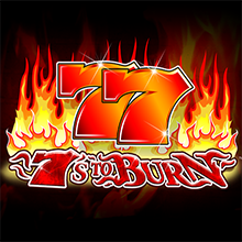 7's to burn logo